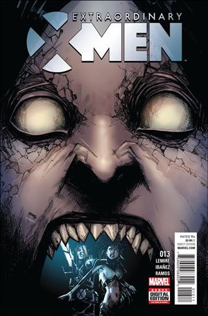Extraordinary X-Men 13-A