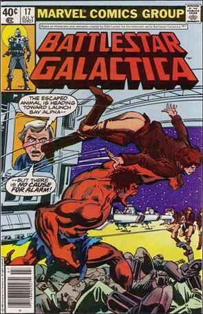 Battlestar Galactica (1979) 17-A