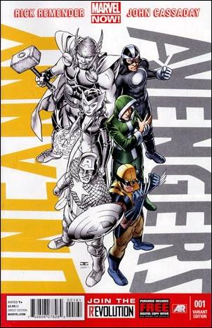Uncanny Avengers (2012) 1-J by Marvel