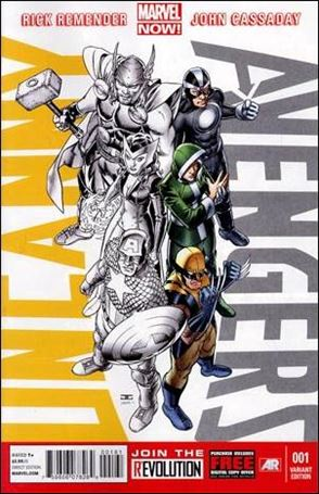 Uncanny Avengers (2012) 1-J