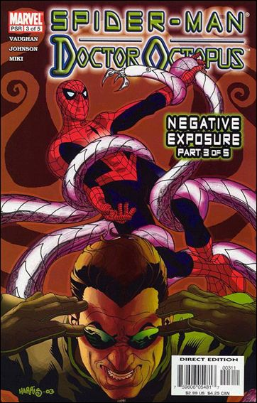 Spider-Man/Doctor Octopus: Negative Exposure  3-A by Marvel