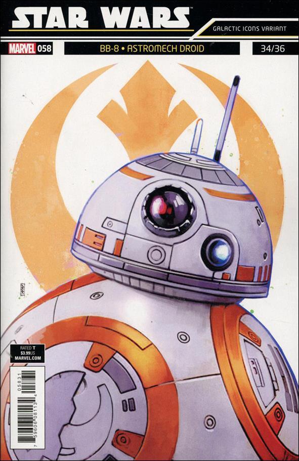 Star Wars (2015) 58-C by Marvel