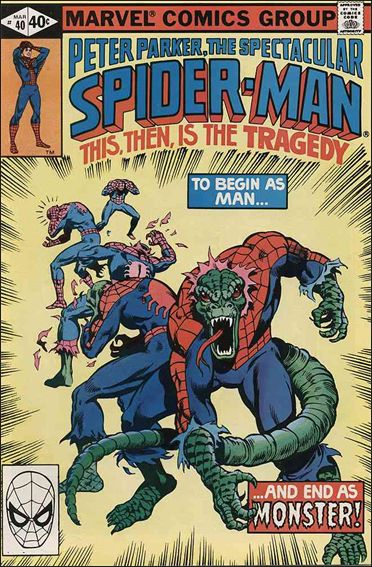 Spectacular Spider-Man (1976) 40-A by Marvel
