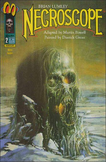 Necroscope (1992) 2-B by Malibu