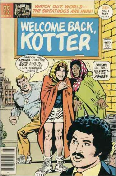 Welcome Back, Kotter 4-A by DC