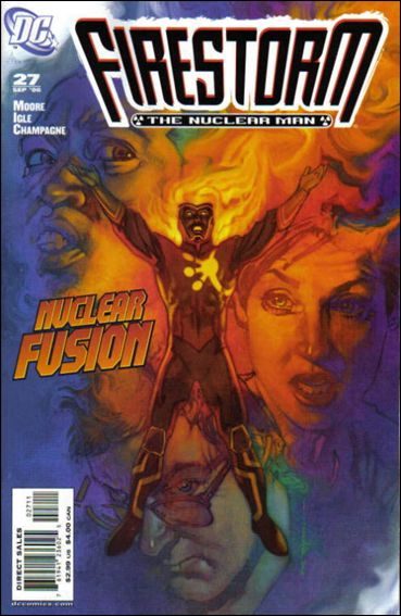 Firestorm: The Nuclear Man (2006) 27-A by DC