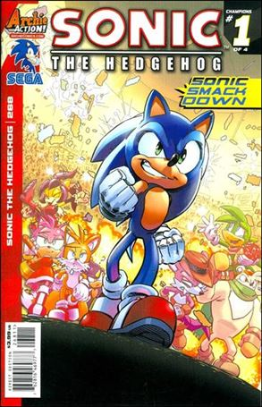Sonic the Hedgehog (1993) 268-A