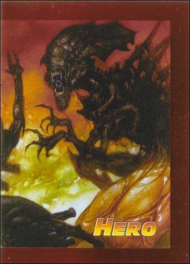 Hero Master-Foil: Aliens & Predator (Promo) 2-A by Hero Illustrated