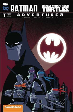 Batman/Teenage Mutant Ninja Turtles Adventures 1-C