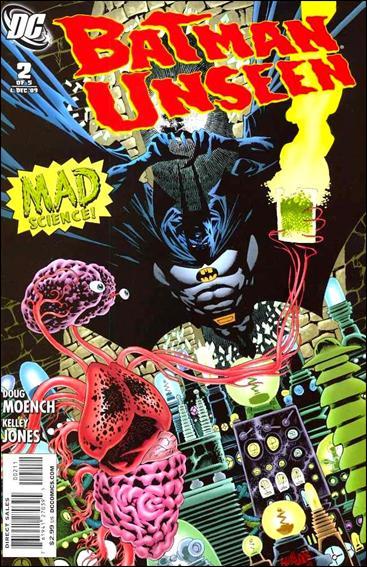 Batman: Unseen 2-A by DC