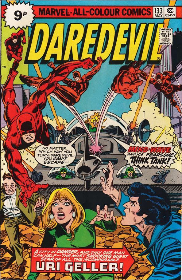 Daredevil (1964) 133-C by Marvel