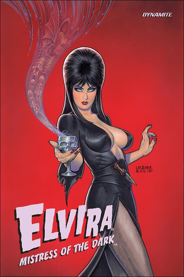 Elvira: Mistress of the Dark 1-A by Dynamite Entertainment