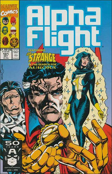 Alpha Flight (1983) 101-A by Marvel
