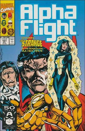 Alpha Flight (1983) 101-A