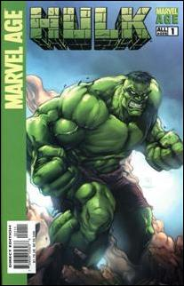 Marvel Age: Hulk 1-A by Marvel