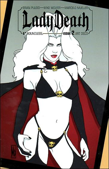 Lady Death (2010) 2-C by Boundless Comics