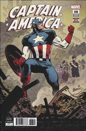 Captain America (1968) 698-C