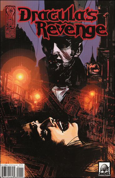 Dracula's Revenge 1-A by IDW