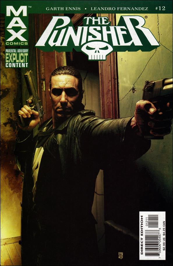 Punisher (2004) 12-A by Max