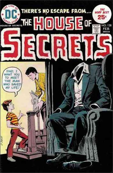 House of Secrets (1956) 128-A by DC
