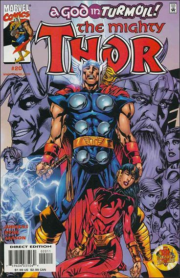 Thor (1998) 20-A by Marvel