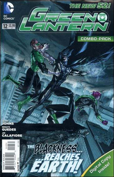 Green Lantern (2011) 12-C by DC