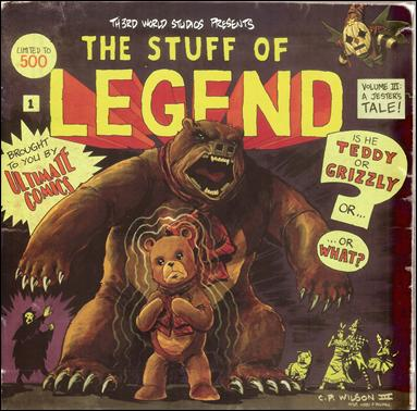 Stuff of Legend (2011) 1-D by Th3rd World Studios