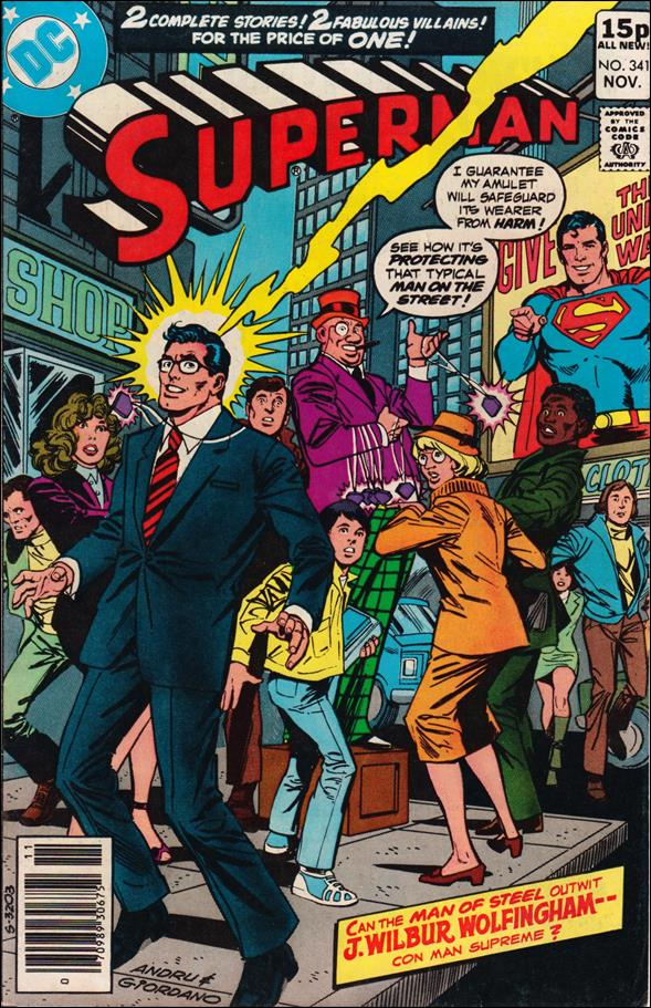 Superman (1939) 341-C by DC