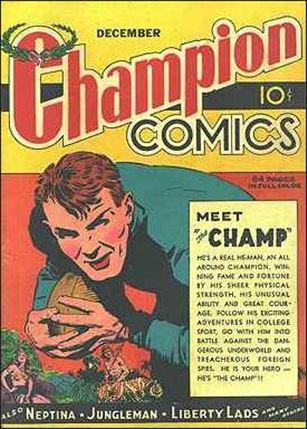 Champion Comics 2-A
