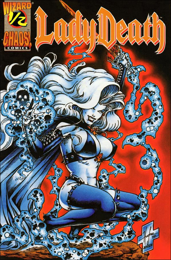 Lady Death (1994) 1/2-A by Chaos