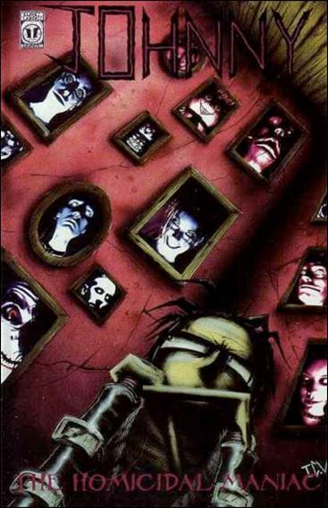 Johnny the Homicidal Maniac  2-N by Slave Labor Graphics (SLG) Publishing