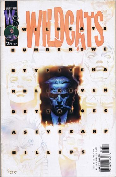 Wildcats (1999) 25-A by WildStorm