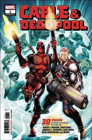 Cable & Deadpool Annual 1-A