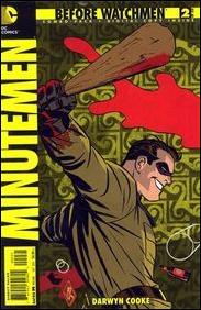 Before Watchmen: Minutemen 2-C by DC
