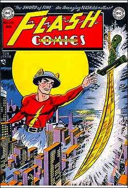 Flash Comics (1939) 103-A by DC