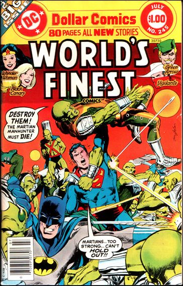World's Finest Comics 245-A by DC
