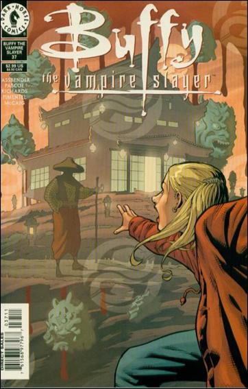 Buffy the Vampire Slayer (1998) 37-A by Dark Horse