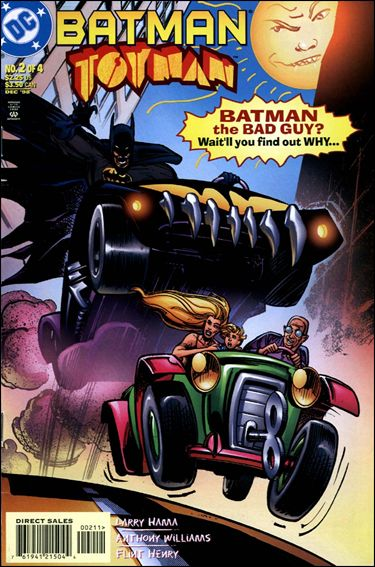 Batman: Toyman 2-A by DC