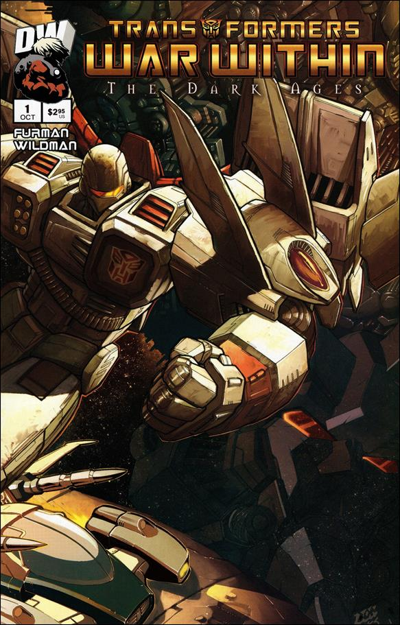 Transformers: War Within: The Dark Ages 1-B by Dreamwave