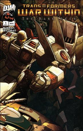 Transformers: War Within: The Dark Ages 1-B