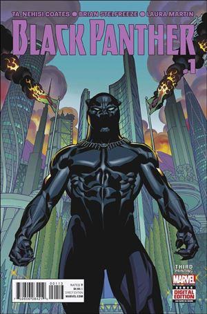 Black Panther (2016) 1-W