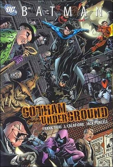 Batman: Gotham Underground 1-A by DC