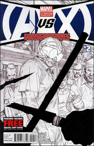 AvX: Consequences 2-C by Marvel