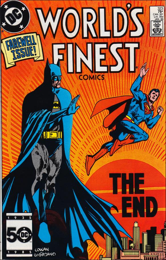 World's Finest Comics 323-A by DC