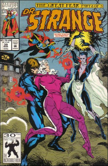 Doctor Strange, Sorcerer Supreme 39-A by Marvel