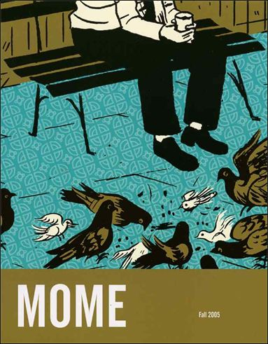 Mome 2-A by Fantagraphics