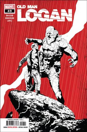 Old Man Logan (2016) 49-A