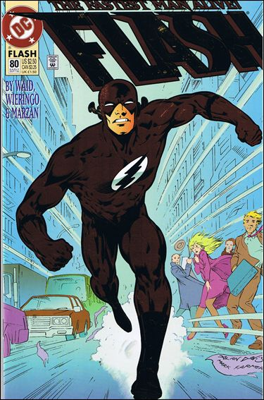 Flash (1987) 80-B by DC