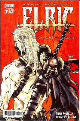 Elric: The Balance Lost 7-B by Boom! Studios