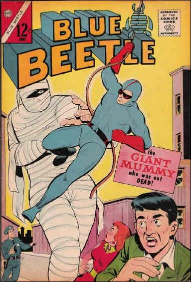 Blue Beetle (1964) 1-A by Charlton